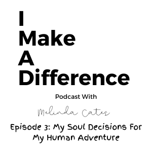 IMAD Episode 3 My Soul Decisions For My Human Adventure